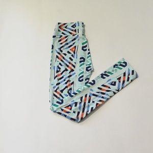 LulaRoe Geometric Print Leggings